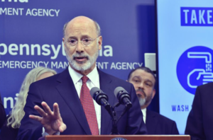 Governor Wolf Closes Schools - March 16 - March 27, 2020