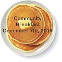 2019 Community Breakfast December 7th