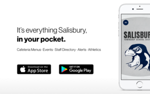 It's everything Salisbury, in your pocket!