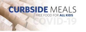 Curbside Meals: FREE Food for ALL KIDS