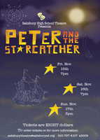 Check out Peter and the Starcatcher