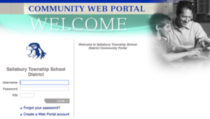 Using the Community Portal to Access Your Child's Information