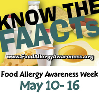 May is Allergy Awareness Month