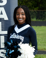A little Q&A with Salisbury Senior Tamia Danner