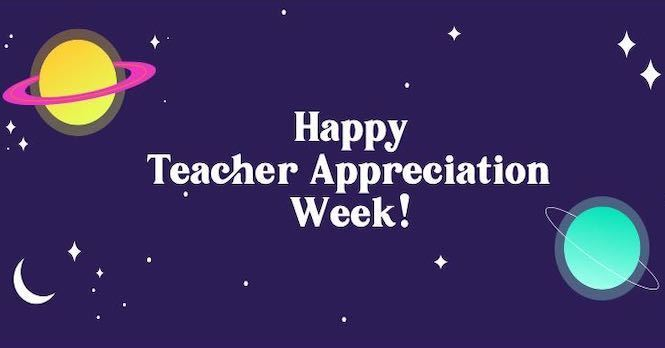 WSE teacher appreciation