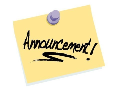 WSE Announcements